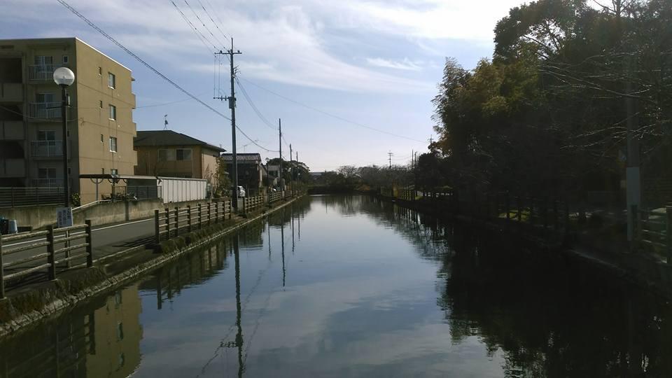 柳川城堀2