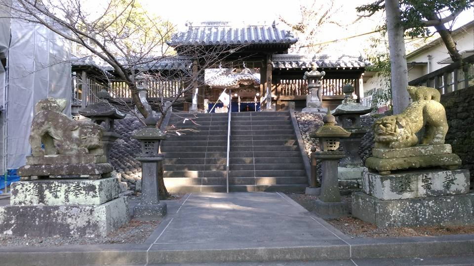 福島八幡宮写真2