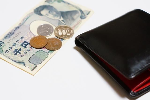 財布 お金 マネー 小銭