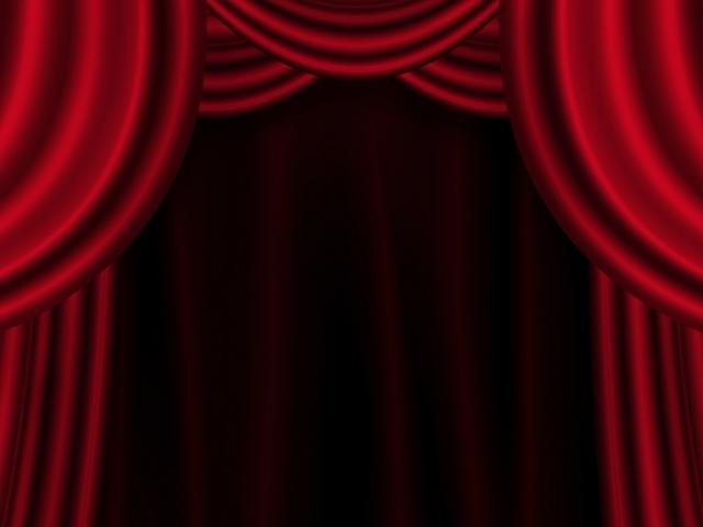 赤い緞帳 授賞式 発表