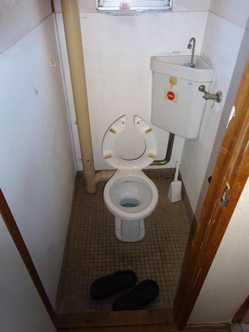 某公舎 トイレ改修