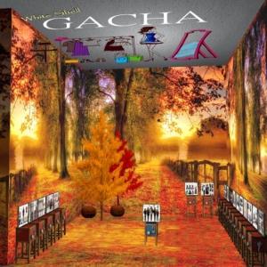 whiteshell GACHA BOOTH