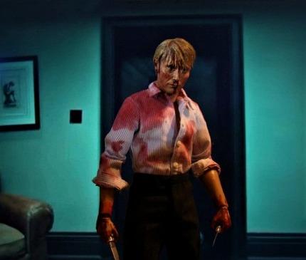 Hannibal vs Jack Fight Mads Mikkelsen action figure 01