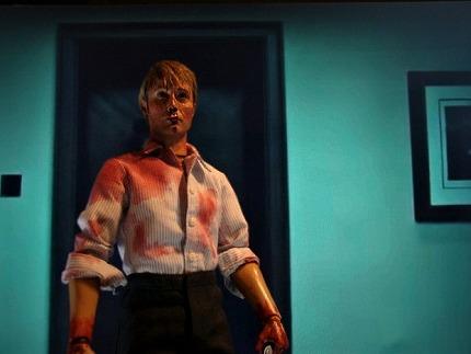Hannibal vs Jack Fight Mads Mikkelsen action figure 04