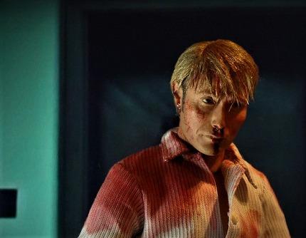 Hannibal vs Jack Fight Mads Mikkelsen action figure 05