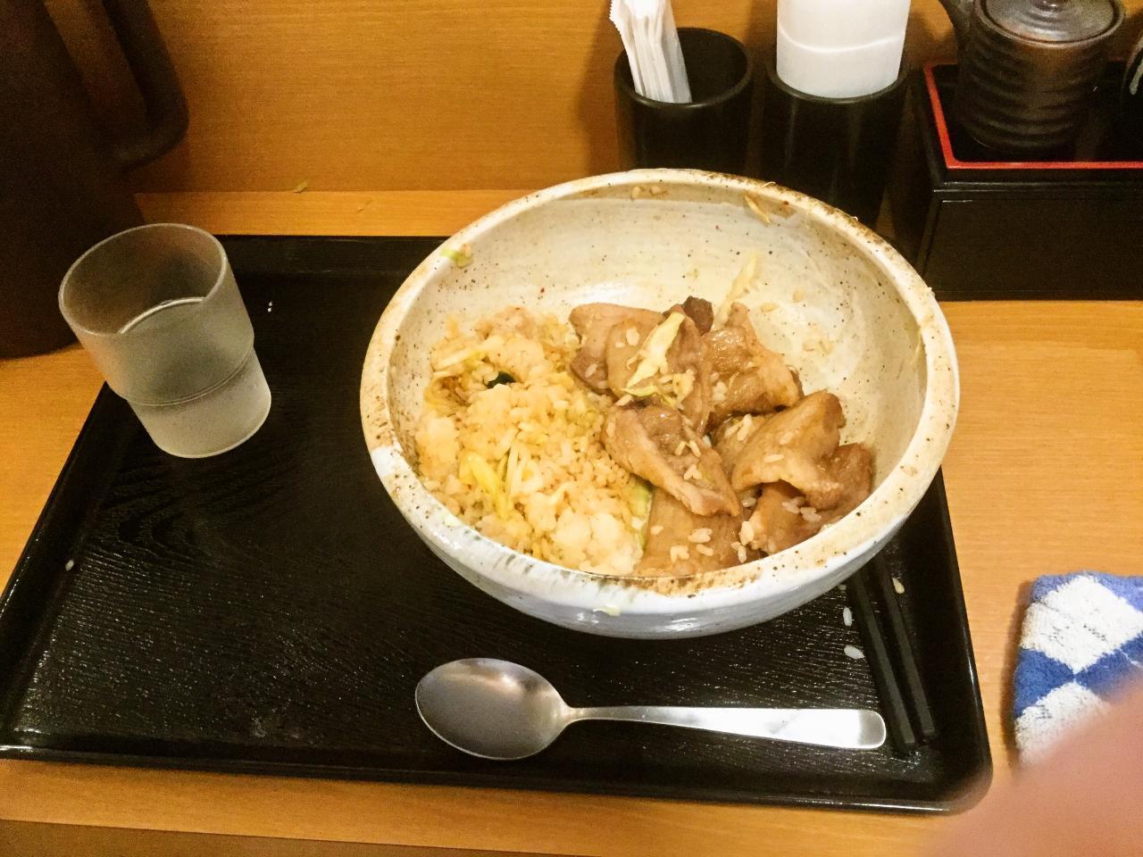 丼やまの(チャレンジ)