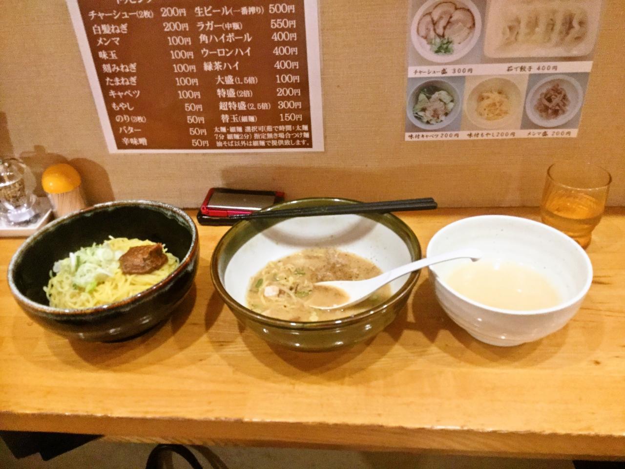 つけ麺 豚野郎(味噌らーめん)
