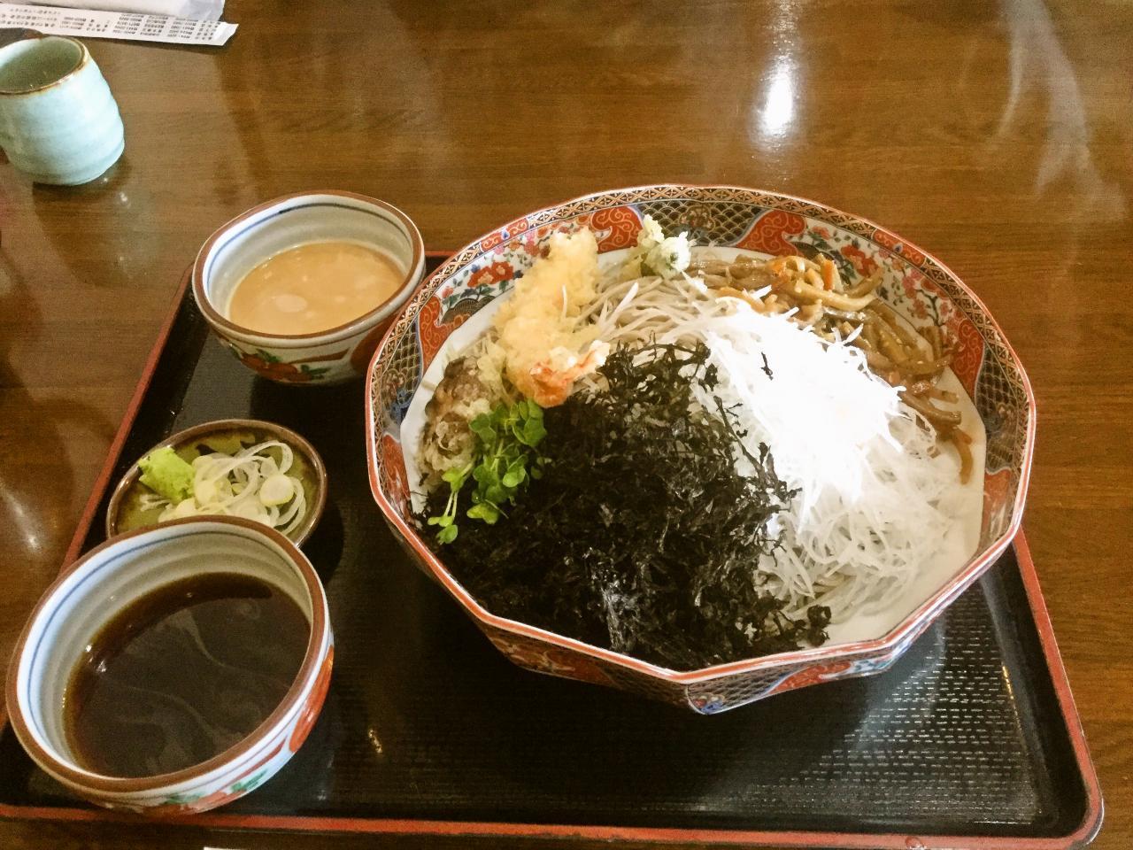 そば処 味奈登庵 都筑佐江戸店(料理)