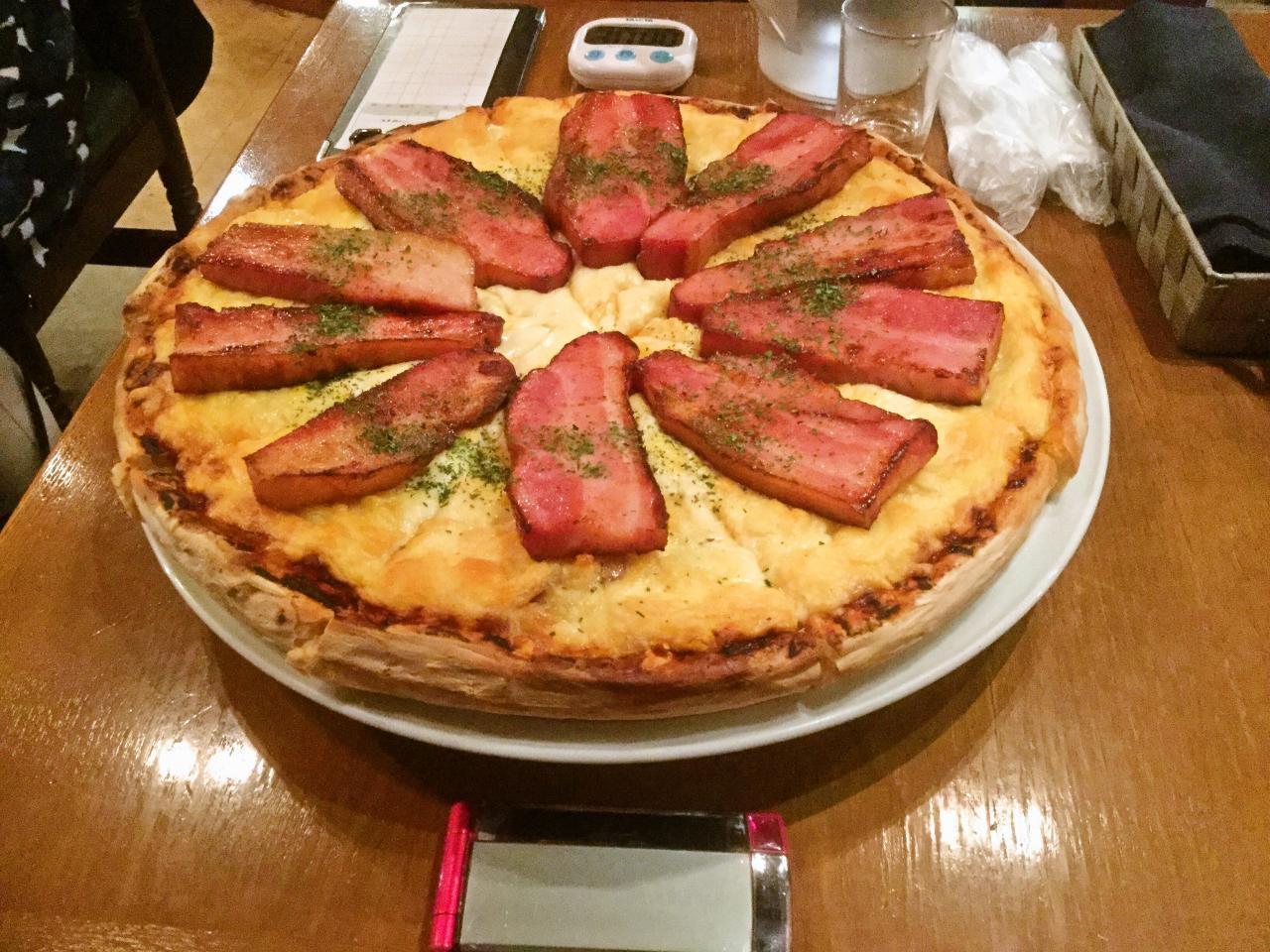 トスカーナ(ピザ)