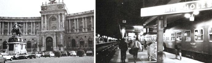 プラハ&ホーフブルク