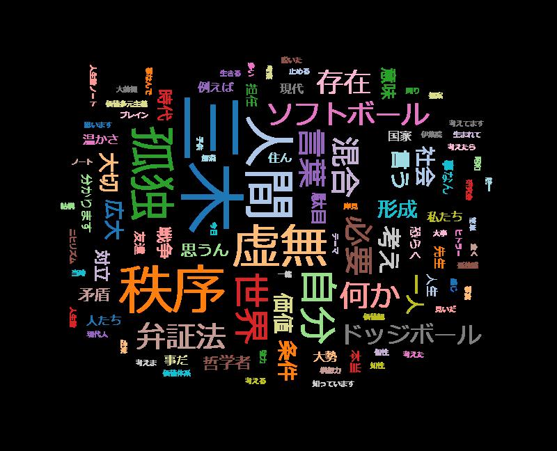 """100分de名著 三木清""""人生論ノート""""第3回 """"孤独""""や""""虚無""""と向き合う"""