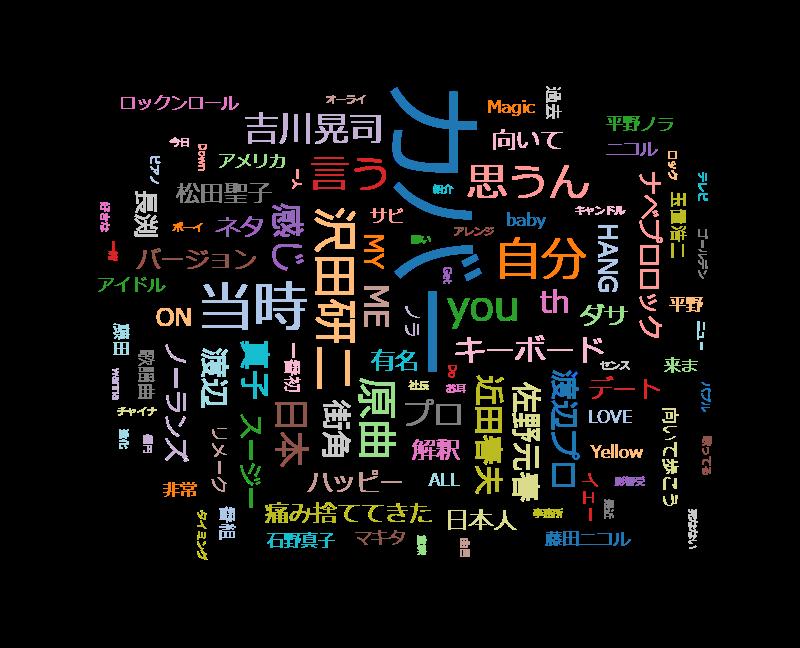 ザ・カセットテープ・ミュージック「年忘れ!後世に歌い継ぎたい日本のうた」#29