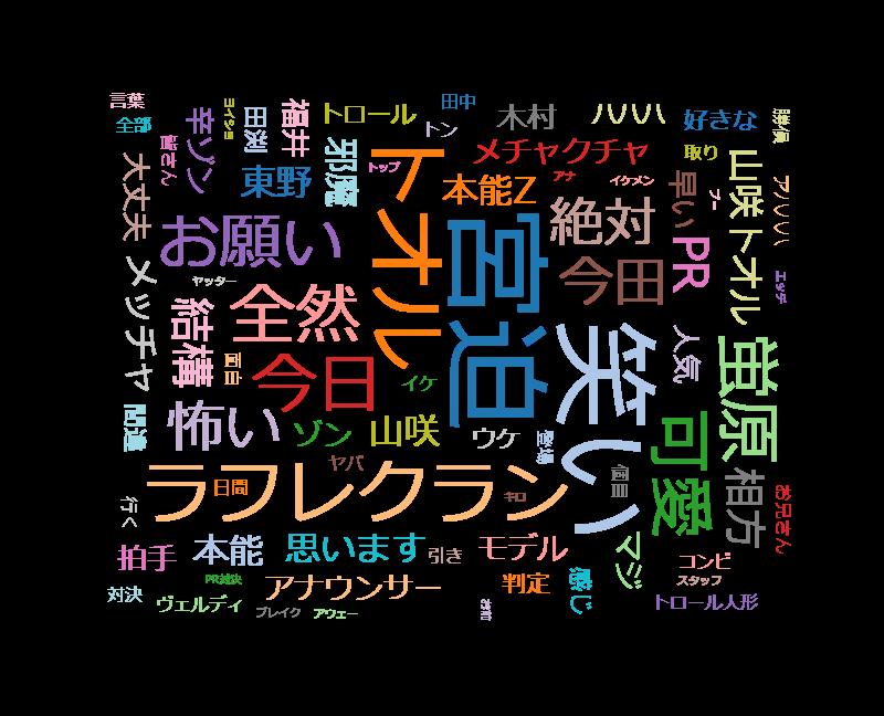 本能Z【じわじわ人気の好評カラゾン第3弾始動 宮迫が芸人を背負う】