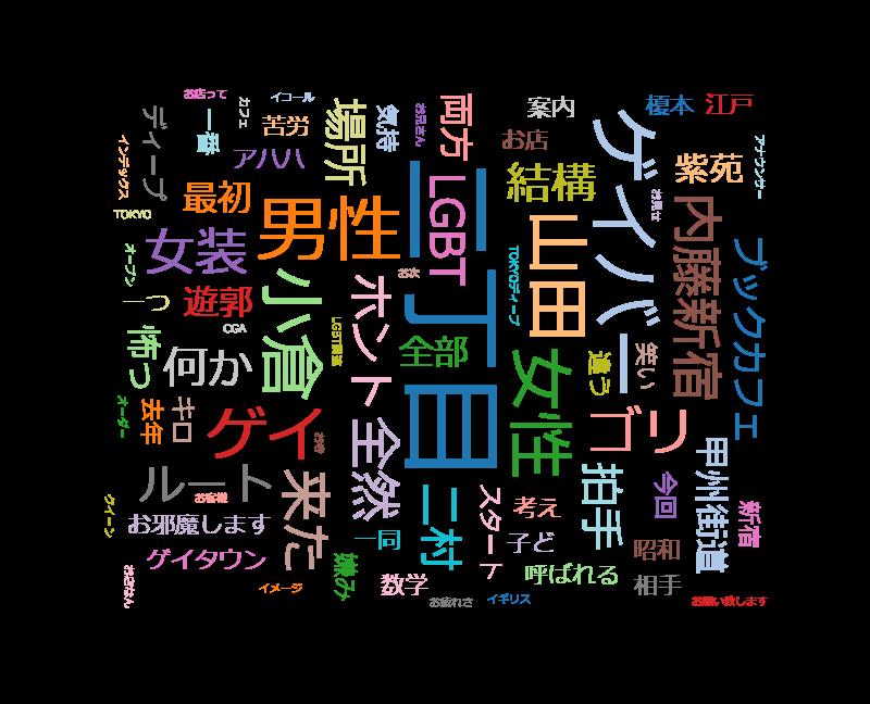 TOKYOディープ!選「みんな違って みんないい 新宿二丁目」