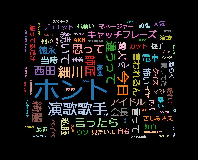 有田哲平の夢なら醒めないで【美人演歌歌手の年末カミングアウトSP!】