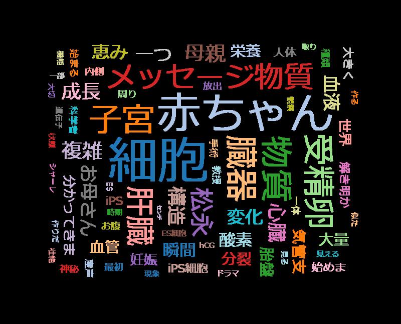 """シリーズ 人体・特別版 神秘の巨大ネットワーク 六集""""生命誕生"""""""