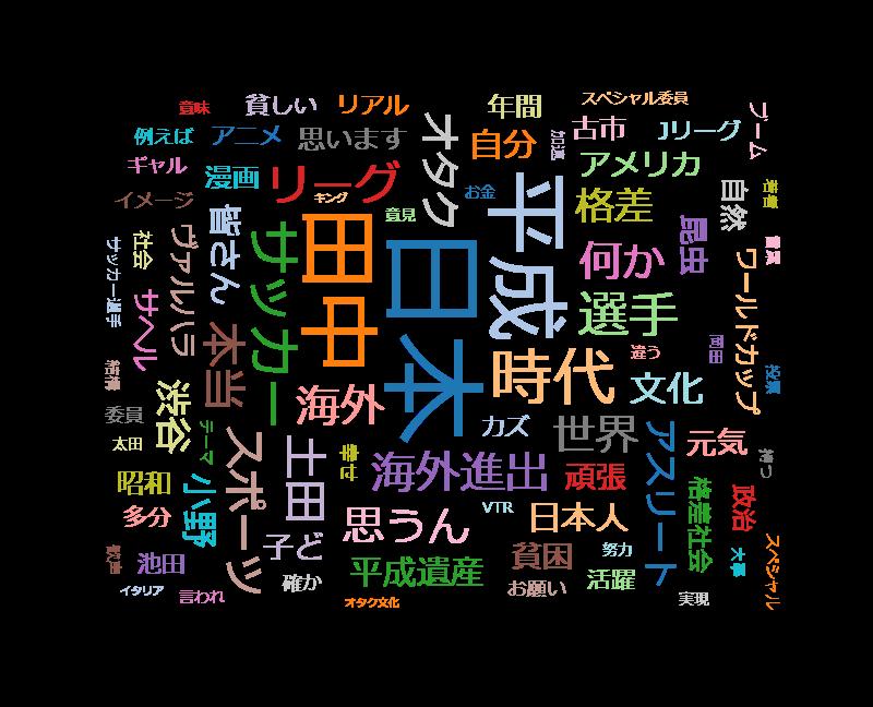 探検バクモンスペシャル「平成遺産審議委員会」