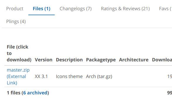 Suru++20 Ubuntu アイコンテーマ ダウンロード