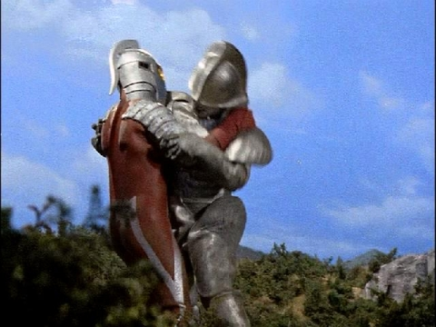 ウルトラセブン vs ボーグ星人