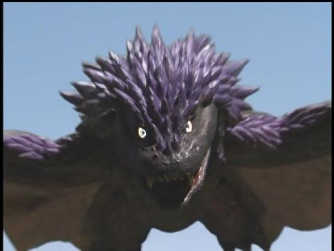 飛膜怪獣 パラグラー