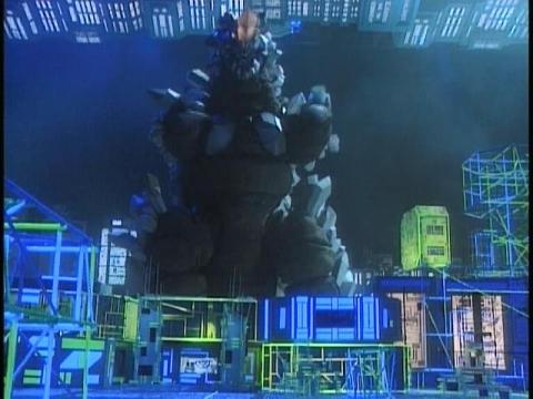 結晶怪獣 ギラルス