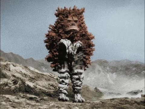 隕石怪獣 ガラモン