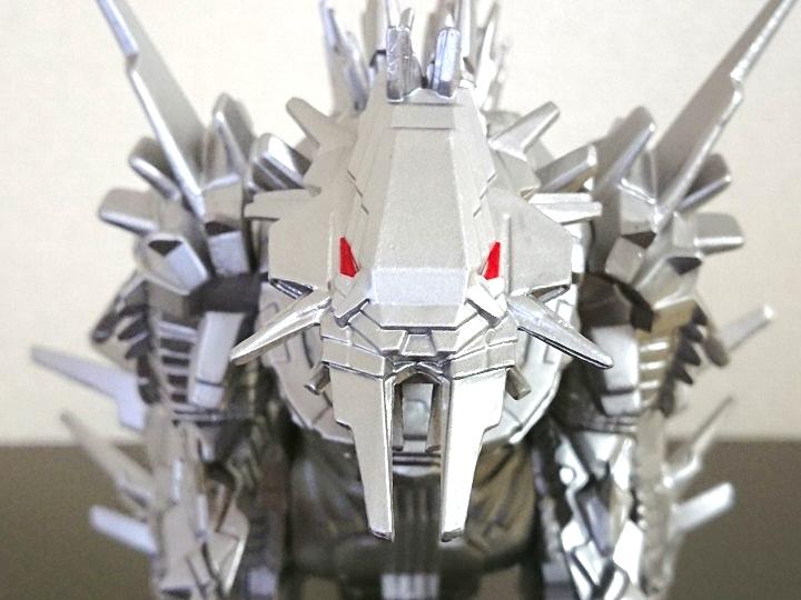 ムービーモンスターシリーズ マスターディテール メカゴジラ3