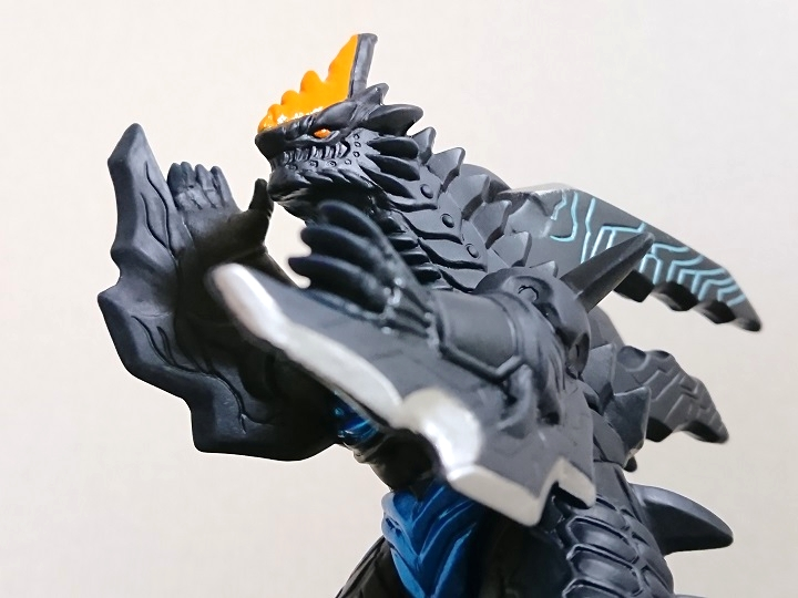 ウルトラ怪獣シリーズ カミソリデマーガ6
