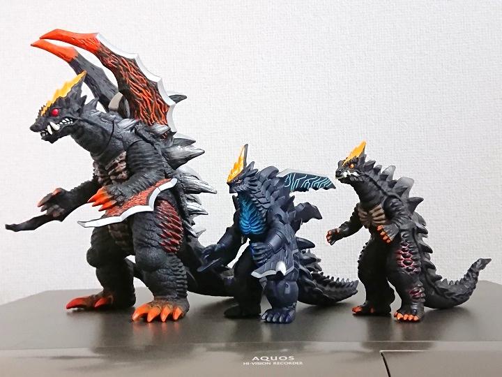 ウルトラ怪獣シリーズ カミソリデマーガ7