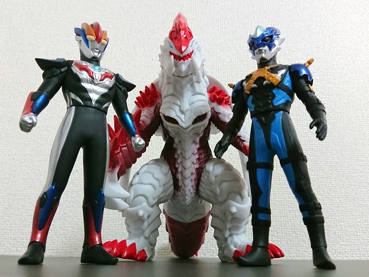 ウルトラ怪獣DX スネークダークネス9