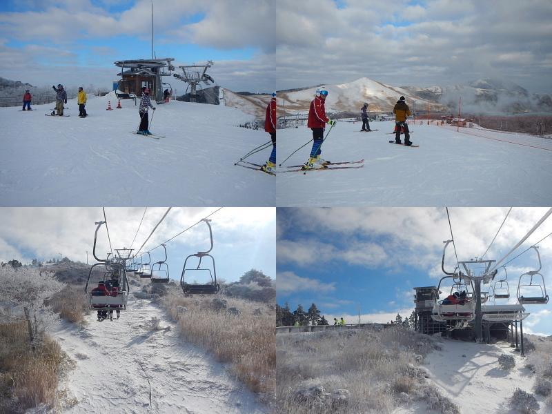 9積雪1m