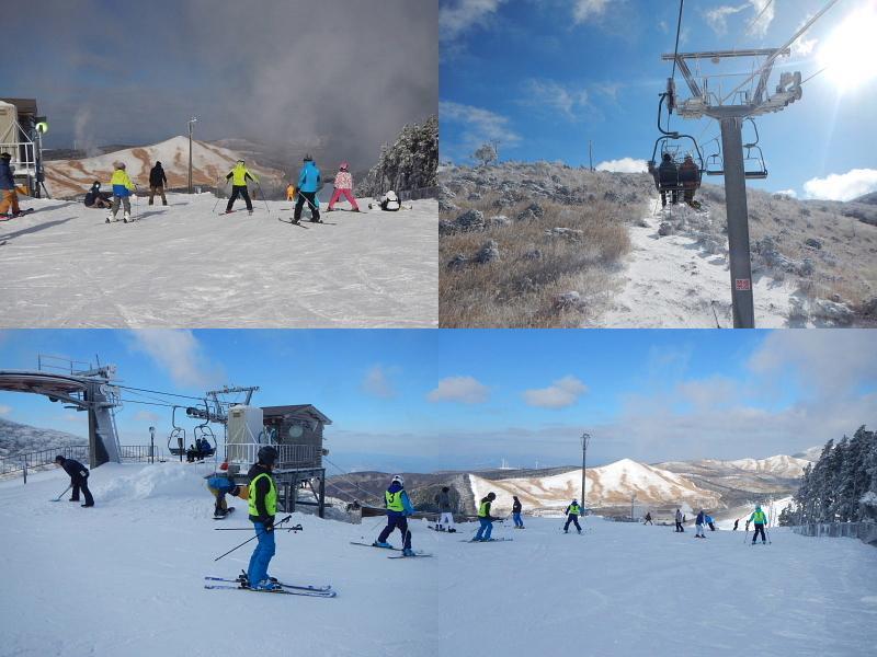 12積雪1m
