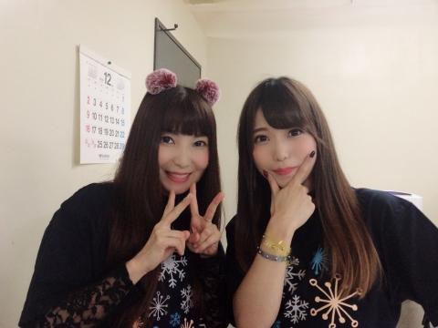 亜咲花さんとコラボ♪