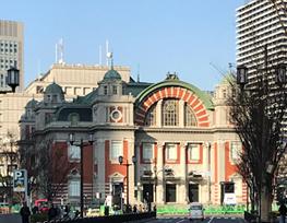 『大阪市中央公会堂』国指定重要文化財