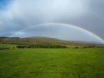 Rainbow in Highland