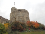 Windsor Castle in October