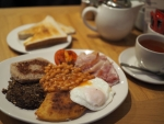 Scottish Breakfast in Glasgow