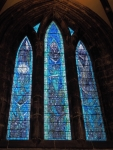 Stained glass in Glasgow Cathedral