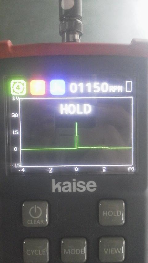 要求電圧:正常