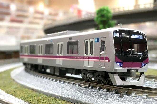 鉄道模型雑記 ~マイクロエース 東京メトロ半蔵門線 08系 基本6両+増結 ...