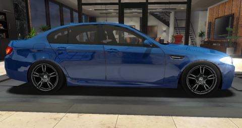 ドリスピ BMW M5 F10M (2)