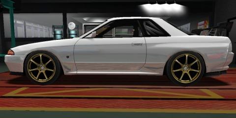 ドリスピ 湾岸友也GTR (1)