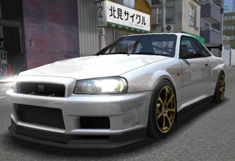 ドリスピ GTR 首都高SPL (1)