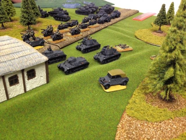 機甲部隊前へ!
