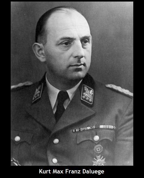 Kurt Max Franz Daluege