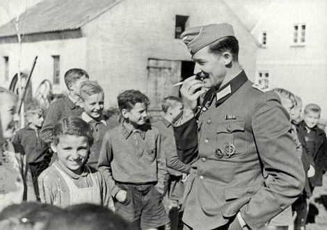 Wilm Hosenfeld in Polen 1940