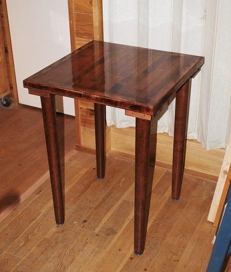 PC130028 テーブル完成