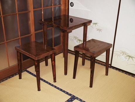 PC220001 テーブルセット