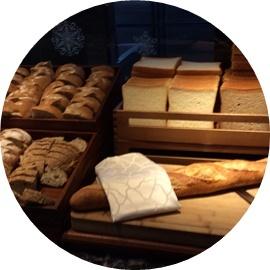 1 朝食はパン?