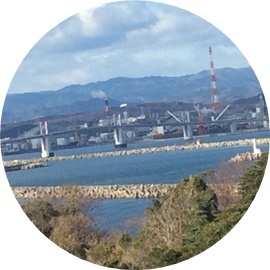 14 小名浜港に大きな橋が!